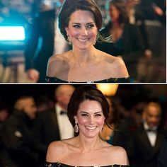 Kate looked incredibly happy and was beaming in almost every photo - and her smile of course is her best accessory!
