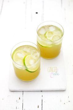 pane&burro: L'aperitivo analcolico: ginger ale fatto in casa