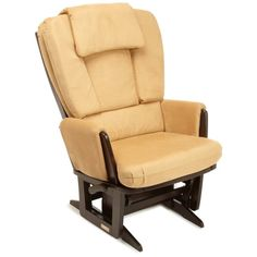 online shopping for Dutailier Modern 0436 Glider Chair Built-in Feeding Pillows Espresso/Camel from top store. See new offer for Dutailier Modern 0436 Glider Chair Built-in Feeding Pillows Espresso/Camel
