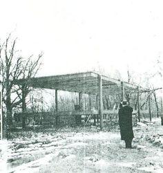 Galería de Clásicos de Arquitectura: Casa Farnsworth / Mies van der Rohe - 1