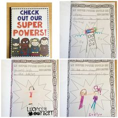 Check out these class books