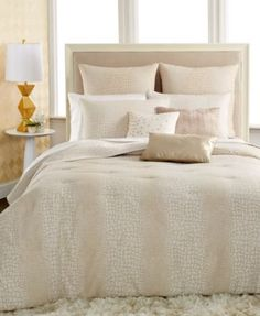 CLOSEOUT! INC International Concepts Caiman Comforter & Duvet Cover Sets, Only at Macy's