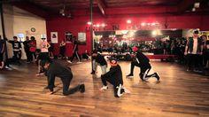 Omarion - Work (Josh Williams choreography) @1Omarion @JoshLildeweyWilliams