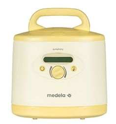 Medela Symphony Breast Pump $1449.99 This is what the Lactation Nurses made me use and I love this breast pump!