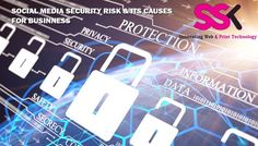 Social Media Security Risks And Its Causes For Businesses