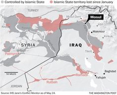 Islamic State has lost this much territory in Iraq and Syria this year Military Terms, Syria Today, Palmyra, Military Operations, Baghdad, The Washington Post, North Africa, Current Events, Photos