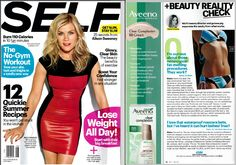 Alison Sweeney, Clear Skin, Freeze, Venus, Abs, Magazine, Workout, Cover, Beauty