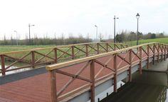 LOOS van VLIET - Bike bridge, Tudor Park