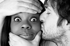 Interracial love ~ interracial couple ~ interracial family ~ Black and White ~ Biracial Black Woman White Man, Black Love, Black And White, Mixed Couples, Couples In Love, Biracial Couples, Dating Black Women, Interracial Couples, Family Love