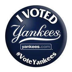 #VoteYankees