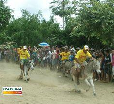 9° Corrida de Jumento em Itapiúna 2012