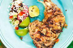 Fris, kruidig, pittig: deze kip is het allemaal - Recept - Allerhande