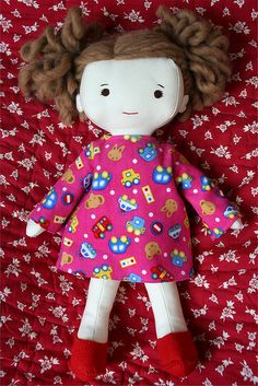 bybido: A Simple Doll