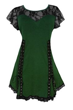 Dare To Wear Victorian Gothic Women's Roxanne Corset Top Envy S Dare to Wear http://www.amazon.com/dp/B00PSO505S/ref=cm_sw_r_pi_dp_k1Uqvb14N28H7