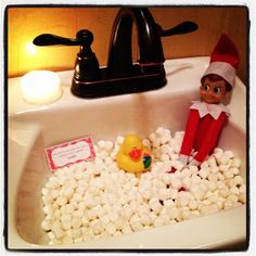 Small Town City: Oliver, Our Elf on the Shelf
