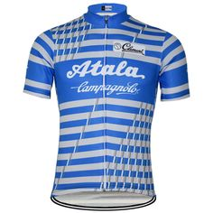 Atala - Campagnolo 1989 Retro Cycling Jersey | Freestylecycling.com