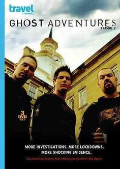 This freaky release from the paranormal investigation series GHOST ADVENTURES includes all 10 episodes of the show's third season, following hosts Aaron Goodwin, Zak Bagans, and Nick Groff as they vis