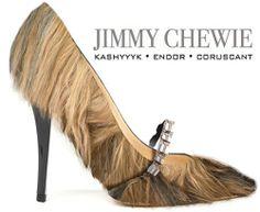 @Les Casse Pieds  Chewie Shoes