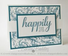 Quick Stampin Tip: Create a Stippled Blossoms Background