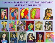 This is a 9 week art program for STAGE 2 (YEAR 3 & 4). The first two weeks are dedicated to producing Mother's Da art (due to Mother's Day falling at the beginning of Term). The other 7 weeks are dedicated to artworks inspired by Picasso. Students will learn about the different art movements in which Picasso held great signifiance. The artworks will turn out beautifull as well. It requires a lot of abstract and creative imaginations.