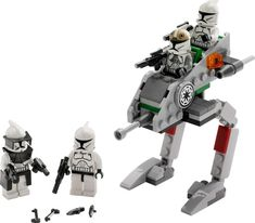 8014: Clone Walker Battle Pack #2009