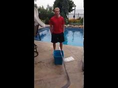 "Watch Patrick Kane take the ""Ice Bucket Challenge"" for ALS!"
