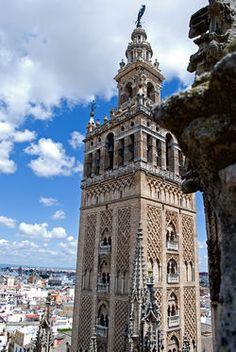 Vista de la Giralda. #Sevilla