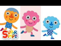 Kids songs, nursery rhymes, and more! Learn and explore through song and movement with Super Simple Songs! Singing Lessons, Singing Tips, Learn Singing, Walking Song, Fun Songs For Kids, Action Songs, Morning Songs, Preschool Music, Movement Preschool