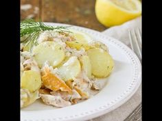 A nice summer supper-reduce oil/peel potatoes. Recipe: Smoked Trout & Potato Salad with Buttermilk Vinaigrette Recipes from The Kitchn Trout Recipes, Seafood Recipes, Smoked Trout Salad, Smoked Fish, Smoked Salmon, Buttermilk Recipes, Lemon Recipes, Good Food, Yummy Food