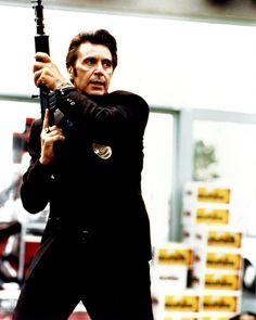 Al Pacino in Michael Mann's Heat (1995)