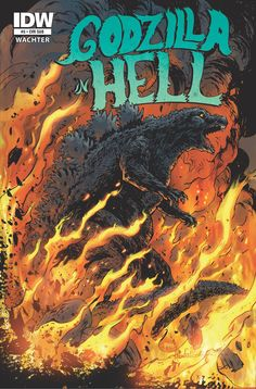 Godzilla's final foray into the depths of Hell will prove to be his most challenging yet! Will Godzilla be able to find his way back to the living world? An unstoppable force unlike any he has seen ba