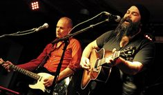 Cam Penner & Jon Wood: The Tron Theatre - Celtic Connections Live Review