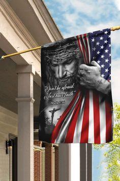 Peace Flag, Flag Stand, Arte Horror, Cecile, Creative Artwork, Dont Be Afraid, Have Faith, House Flags, Feelings