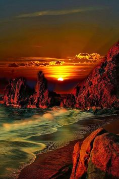 # MOTHER NATURE SUNRISE SUNSET