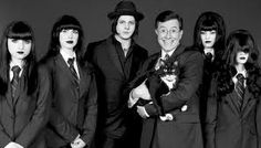 Jack White and some other cool dudes.