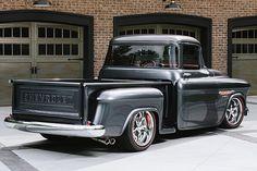 1955 Chevrolet 3100 Restomod Truck