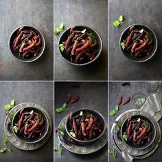 finding the right angle for food photography