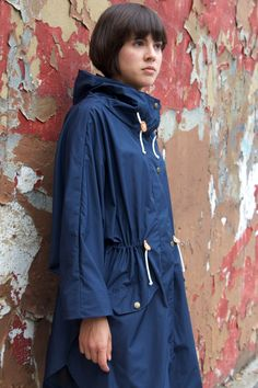 Rainwear for the journey and the destination - www.riding-hood.co.uk