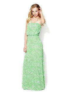 Susana Monaco Nell Jersey Maxi Dress