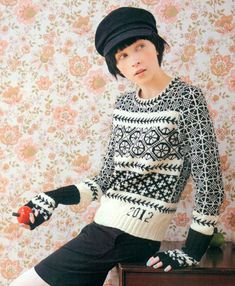 Keito Dama (Japanese knitting/crochet magazine) - 152