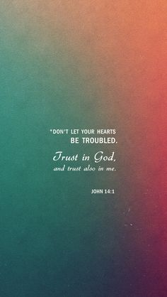 Some of the words of the Lord Jesus ❤