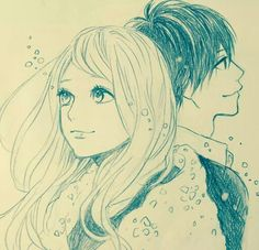 Orange   Naho and Kakeru