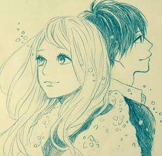 Orange | Naho and Kakeru