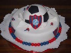 Resultado de imagen para tortas de pelota de san lorenzo