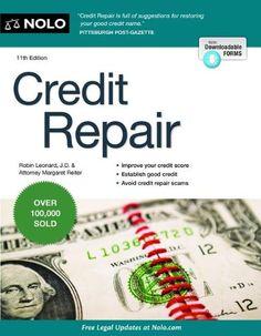 Credit Repair by Robin Leonard J.D.,http://www.amazon.com/dp/141331886X/ref=cm_sw_r_pi_dp_FbuFsb06DGPJHBPE