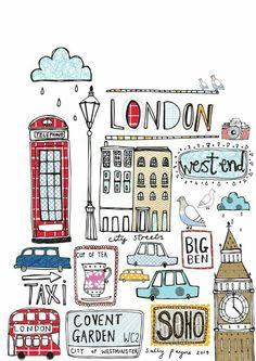 Londres... Sonho Meu! DC