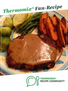 Recipe Diane Sauce by sarahwearmouth, learn to make this recipe easily in your kitchen machine and discover other Thermomix recipes in Sauces, dips & spreads. Steak Diane Sauce, Spiced Nuts, Recipe Community, Food N, Meal Prep, Food Prep, Sauce Recipes, Pot Roast, Sauces