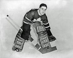 Baz Bastien Ice Hockey Teams, Hockey Goalie, Hockey Games, Hockey Highlights, Air Canada Centre, National Hockey League, Toronto Maple Leafs, Nhl, 1930s