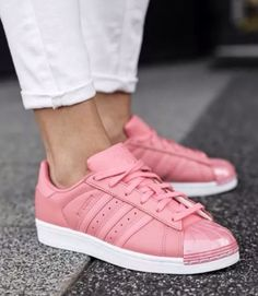 c073968ba36 1711 adidas originals superstar by9750 metal toe rose women s sneakers shoes