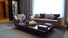 DIY Sofa Table - Easy Handmade Furniture